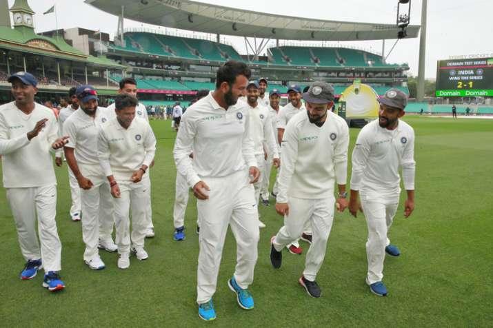 Team India- India TV