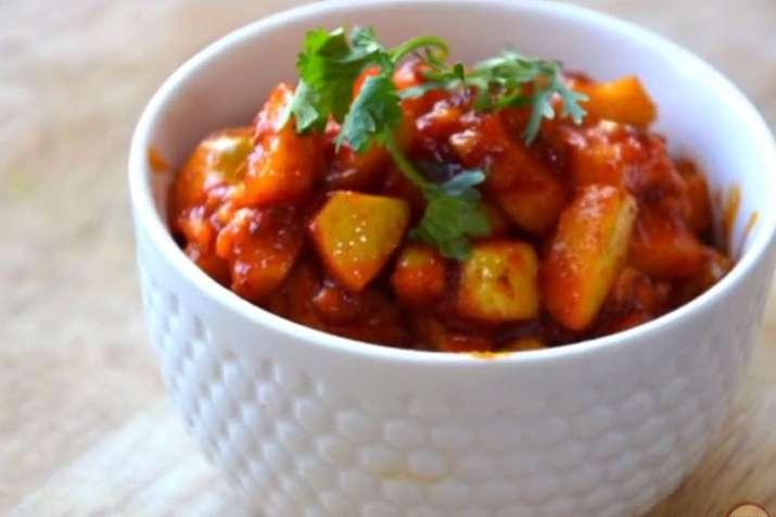 Guava vegetable Recipe:- India TV