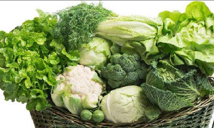 हरी सब्जियां- India TV