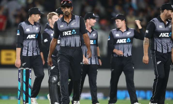 New Zealand Team- India TV
