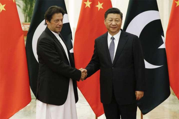 Imran Khan and Xi Jinping | AP- India TV