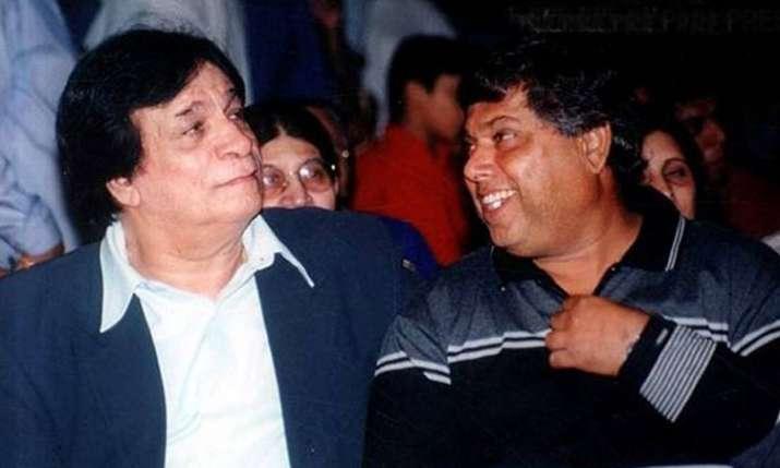 kader khan-david dhawan- India TV