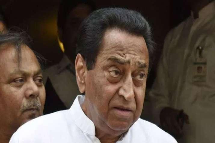 Irregularities in farm loan waivers in Madhya Pradesh is a big scam says CM Kamal Nath- India TV