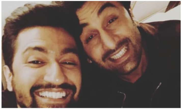 Vicky kaushal and ranbir kapoor- India TV