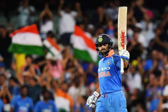 फिफ्टी से चूके कप्तान कोहली बना गए एक बड़ा रिकॉर्ड, ये कारनामा करने वाले दूसरे खिलाड़ी बने- India TV