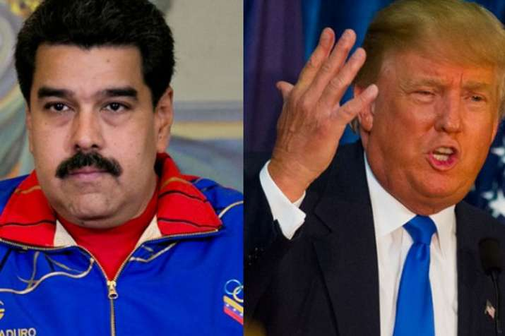 The fight for freedom has begun, says Donald Trump on 'large protests' in Venezuela | AP File- India TV Hindi