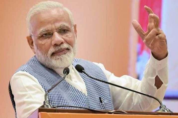 प्रधानमंत्री मोदी ने आयुष्मान भारत के लाभार्थियों को लिखा पत्र, विपक्ष ने की आलोचना- India TV