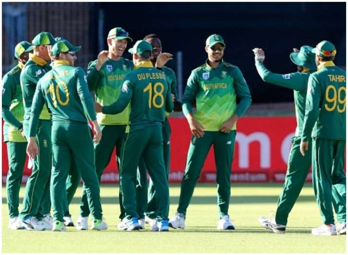 दक्षिण अफ्रीका- India TV