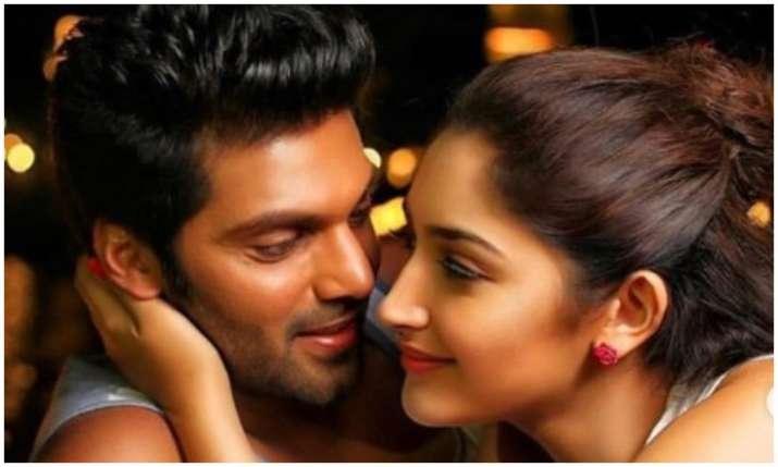 Sayyesha sehgal and arya- India TV Hindi