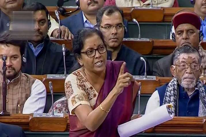 nirmala sitharaman- India TV Hindi