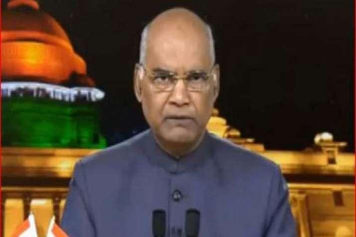 President Kovind- India TV