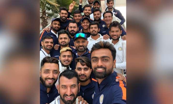 सौराष्ट्र की टीम ने रचा इतिहास तो बोले जयदेव उनादकट- पुजारा ने दिलाया जीतने का विश्वास- India TV Hindi