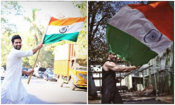 Republic day celebration- India TV