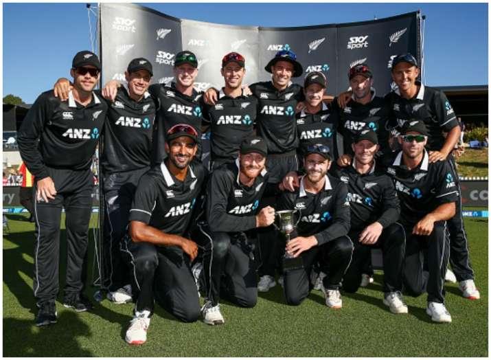न्यूजीलैंड ने...- India TV