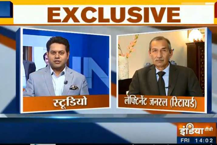 I dont see any harm if any retired army man joins politics, General Hooda told to India TV- India TV Hindi