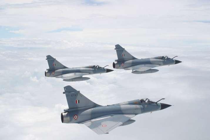 IAF Mirage 2000- India TV Hindi