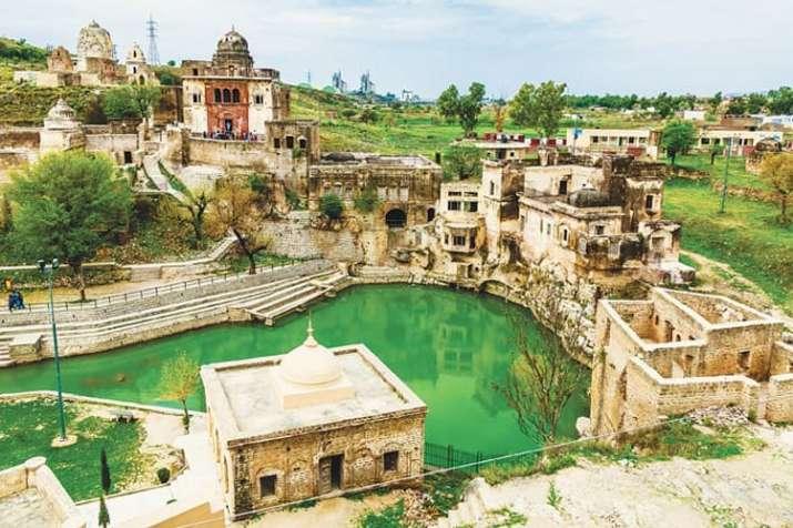 katas raj temple shiv temple- India TV Hindi
