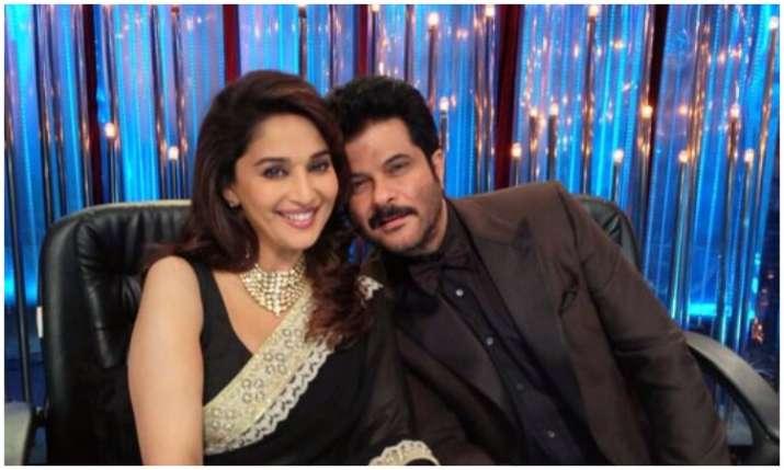 Madhuri dixit and anil kapoor- India TV Hindi
