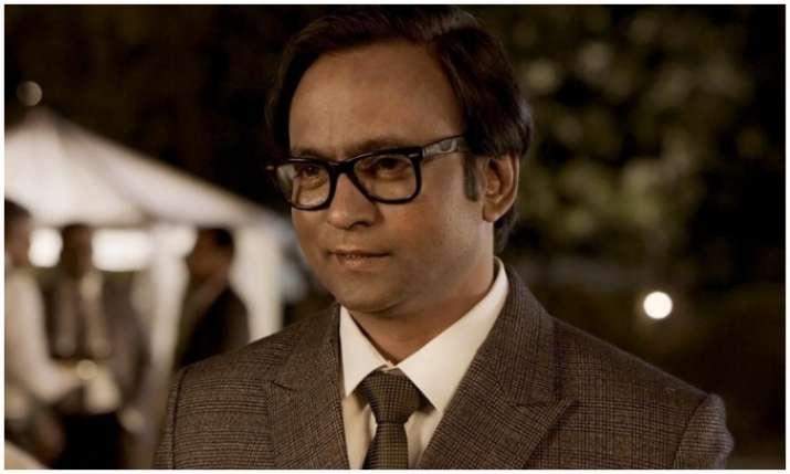 Prashant Narayan- India TV