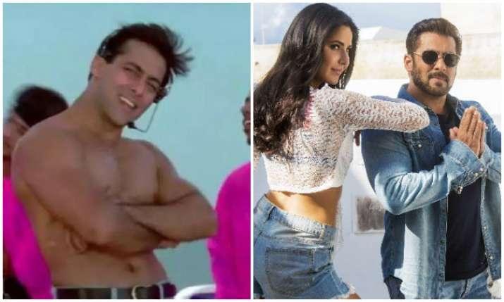 Salman khan and katrina kaif- India TV
