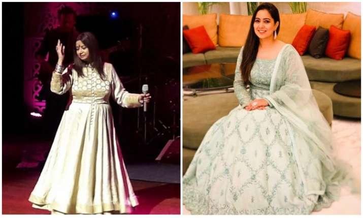 Reksha bhardwaj and harshdeep kaur- India TV