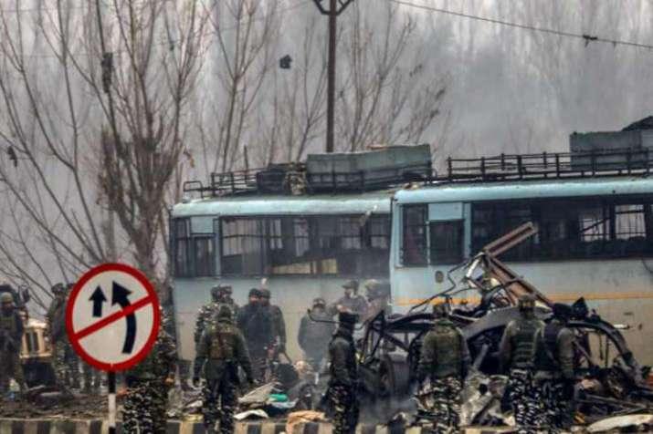 Pulwama attack (File Photo)- India TV Hindi