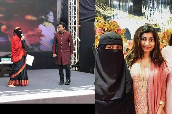 AR Rahman replies to trolls for forcing daughter to wear niqab- India TV