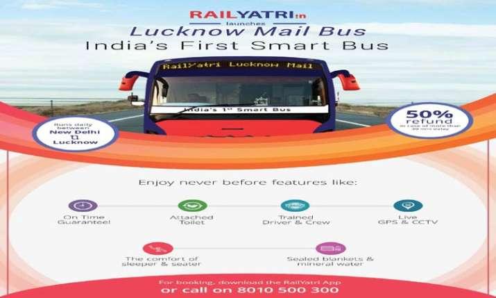 railyatri bus- India TV Paisa