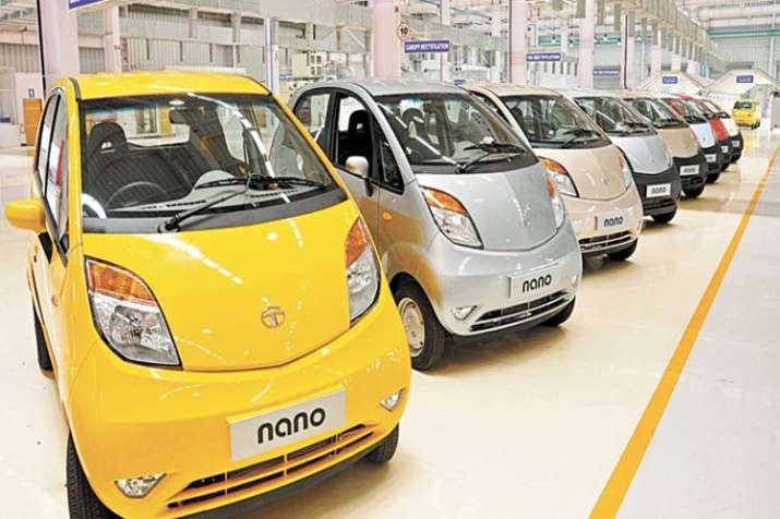 Tata Nano production falls to Zero in January 2019- India TV Paisa