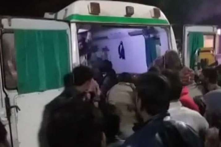 13 dead as truck runs over marriage procession in Rajasthan   ANI Photo- India TV