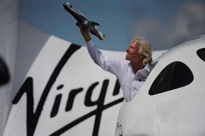 Richard Branson - India TV Hindi