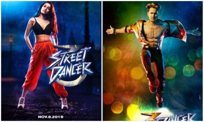 Street Dancer first look- India TV