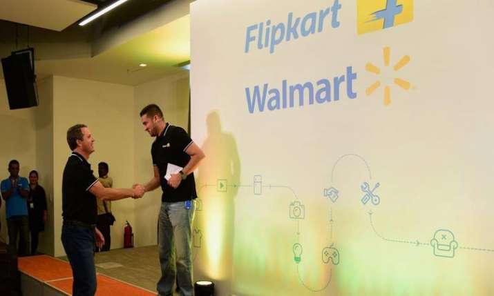 walmart flipkart- India TV Paisa