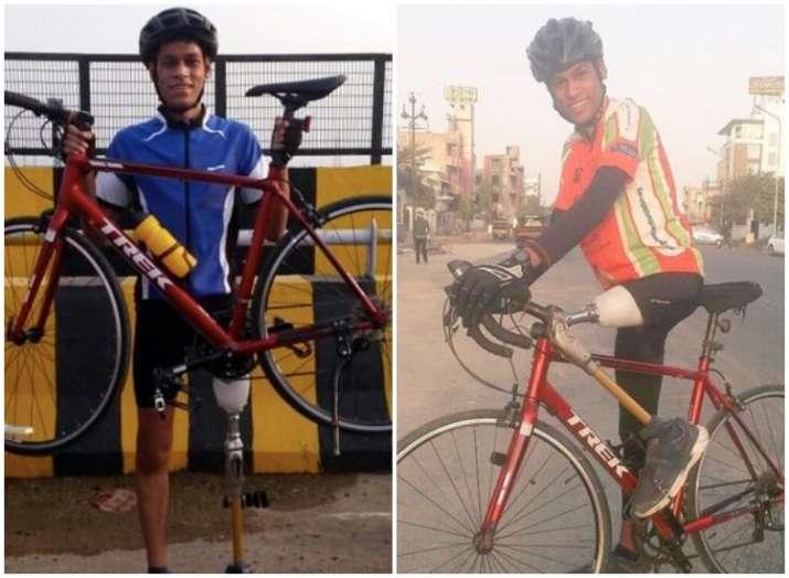 फंड की कमी पैरा-एथलीट...- India TV