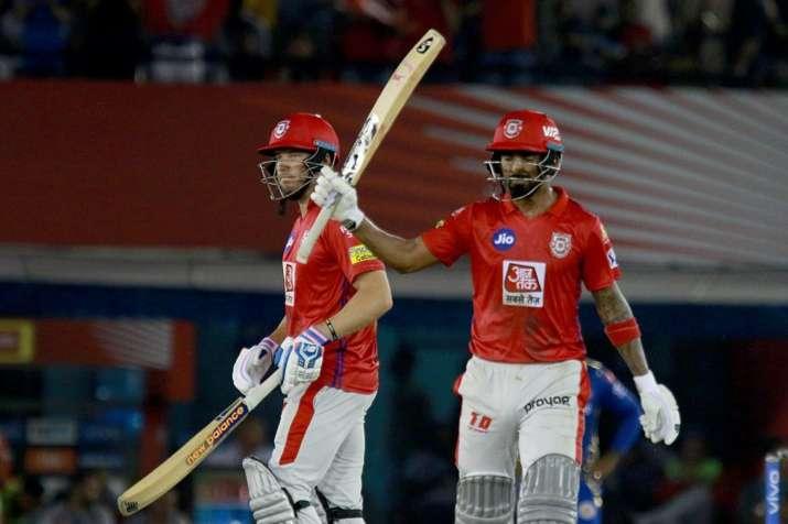 KXIP vs MI: केएल राहुल के साथ पंजाब के लिए शीर्ष क्रम के बल्लेबाजों ने दिखाया कमाल, 8 विकेट से जीता - India TV