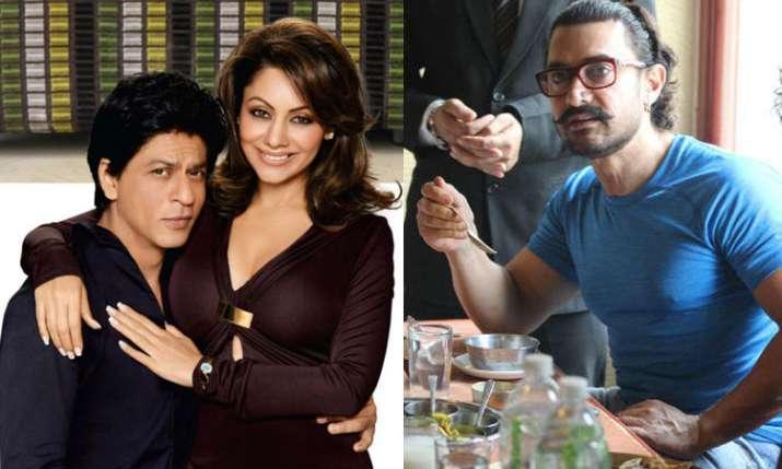 आमिर खान-शाहरुख,...- India TV