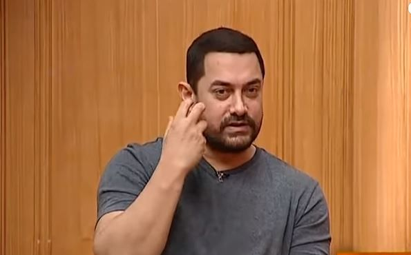 Aamir khan- India TV