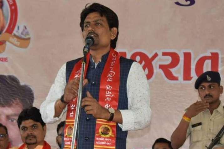 Congress MLA Alpesh Thakor | Facebook- India TV Hindi