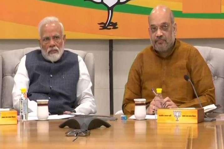 आज हो सकता है बीजेपी उम्मीदवारों का ऐलान, कई बड़े नेताओं ने चुनाव लड़ने से किया इंकार- India TV