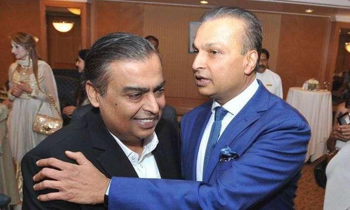 Mukesh and Anil Ambani - India TV Paisa