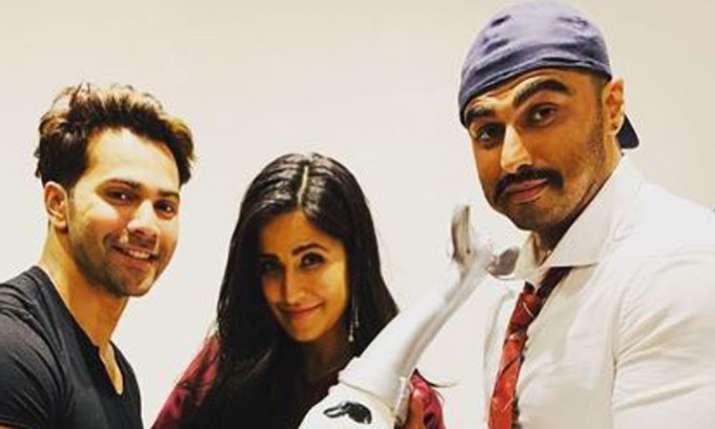 Arjun Kapoor Varun Dhawan start fan club for Katrina Kaif- India TV
