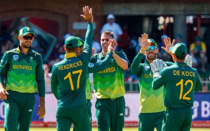 Team South Africa- India TV