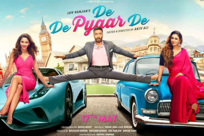 De De Pyaar De First Look- India TV