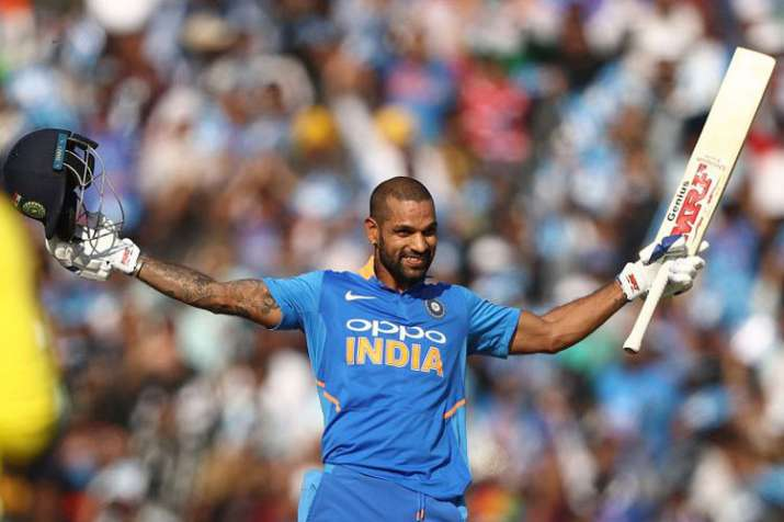 Shikhar Dhawan- India TV Hindi