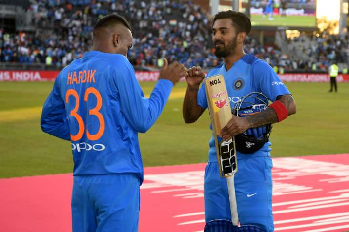 Hardik Pandya KL Rahul Koffee With Karan Controversy Board of Control for Cricket in India (BCCI) om- India TV