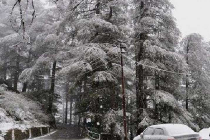 Himachal Pradesh Weather File Photo- India TV