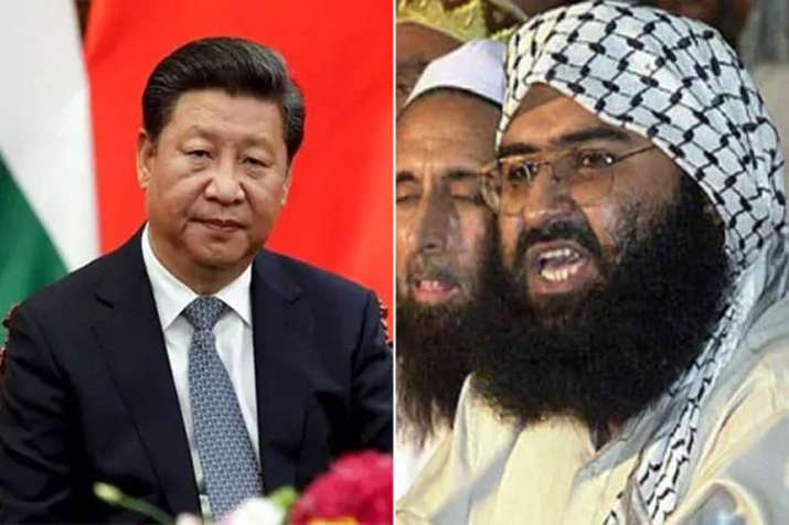 China reaction on US Move against Masood Azhar in UN- India TV