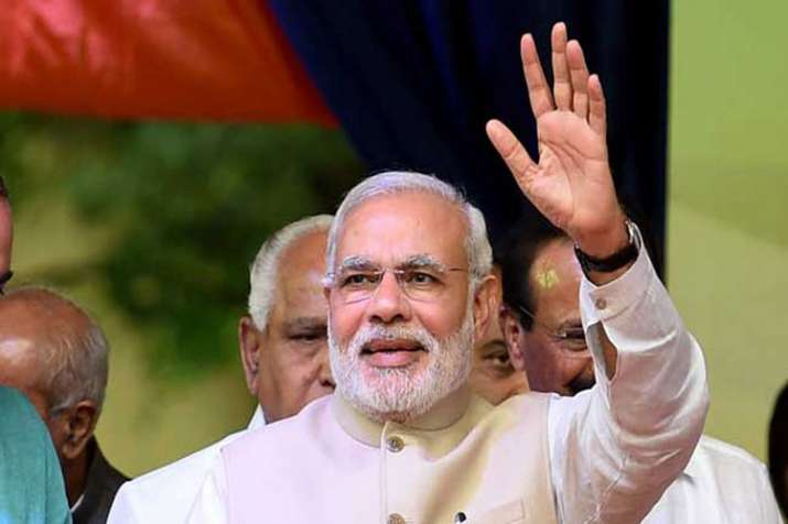 Modi continues to rule popularity charts despite a slight dip: IANS-CVOTER tracker poll- India TV Hindi