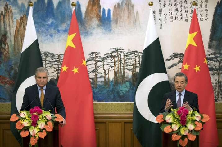Shah Mahmood Qureshi hails China's support to Pak in challenging times- India TV Hindi