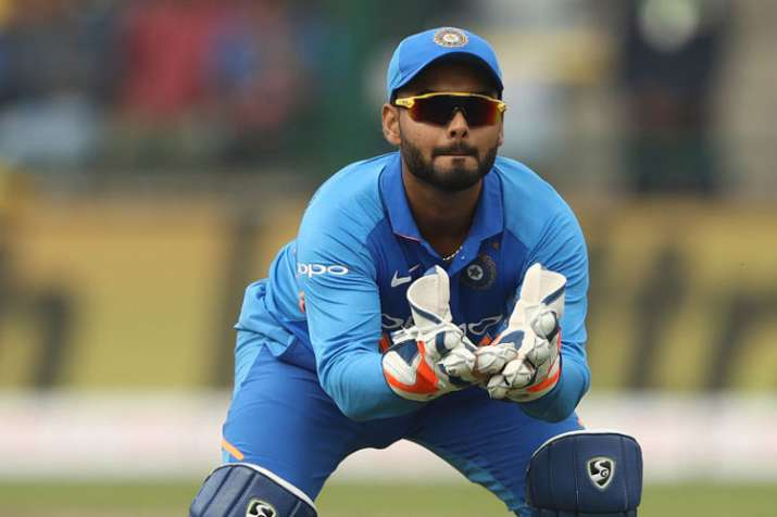 Rishabh Pant perfect for being MS Dhoni's deputy, says Delhi Capitals' coach Ricky Ponting- India TV
